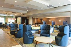 Lobby - Courtyard by Marriott Hotel Everett