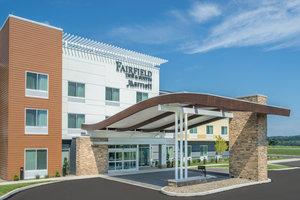 Exterior view - Fairfield Inn & Suites by Marriott Bloomsburg