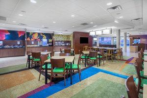 Restaurant - Fairfield Inn & Suites by Marriott Bloomsburg