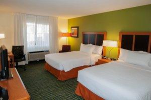 Room - Fairfield Inn by Marriott St George