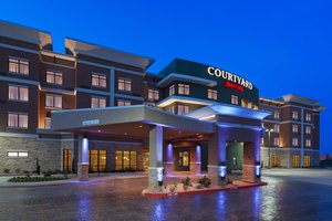 Exterior view - Courtyard by Marriott Hotel San Angelo