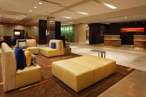 Lobby - Courtyard by Marriott Hotel San Angelo