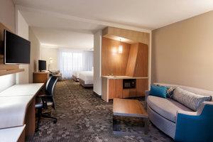 Suite - Courtyard by Marriott Hotel San Angelo