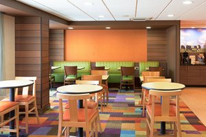 Restaurant - Fairfield Inn & Suites by Marriott South Salt Lake City