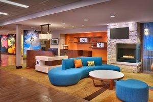 Lobby - Fairfield Inn & Suites by Marriott Midvale