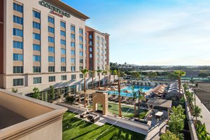 Exterior view - Courtyard by Marriott Hotel Irvine