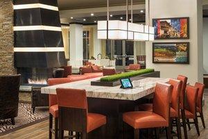 Restaurant - Courtyard by Marriott Hotel Irvine