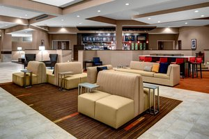 Lobby - Courtyard by Marriott Hotel St Cloud