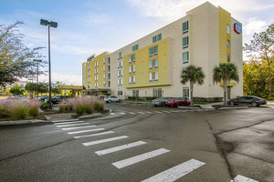 Exterior view - SpringHill Suites by Marriott Tampa Northeast