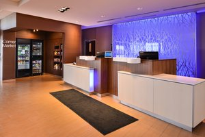 Lobby - Fairfield Inn & Suites by Marriott Chillicothe