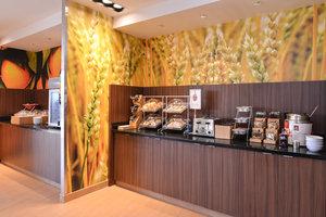 Restaurant - Fairfield Inn & Suites by Marriott Chillicothe