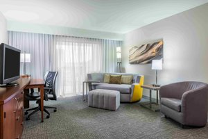Suite - Courtyard by Marriott Hotel Knoxville