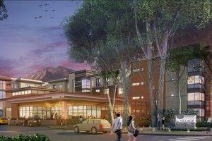 Exterior view - Residence Inn by Marriott Canyon Blvd Boulder