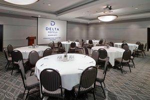 Meeting Facilities - Delta Hotel by Marriott Edmonton Centre Suites