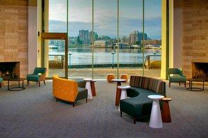 Lobby - Delta Hotel by Marriott Victoria Ocean Pointe Resort
