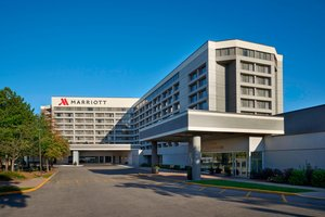 Exterior view - Marriott Hotel Toronto Airport Etobicoke