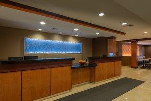 Lobby - Fairfield Inn & Suites by Marriott Marriott Augusta