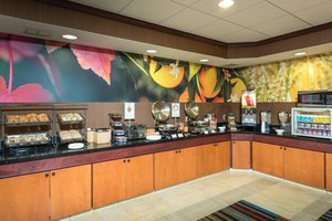 Restaurant - Fairfield Inn & Suites by Marriott Marriott Augusta