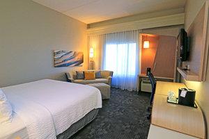 Room - Courtyard by Marriott Hotel Round Rock