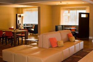 Restaurant - Courtyard by Marriott Hotel Round Rock
