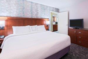 Suite - Courtyard by Marriott Hotel Asheville