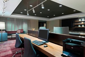 Conference Area - Courtyard by Marriott Hotel Asheville