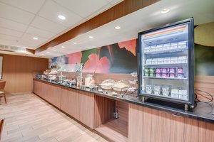 Restaurant - Fairfield Inn by Marriott Woburn