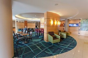 Lobby - SpringHill Suites by Marriott Devens