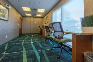 Conference Area - SpringHill Suites by Marriott Devens