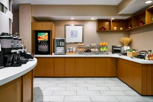 Restaurant - SpringHill Suites by Marriott Bel Air
