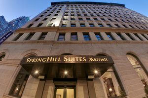 Exterior view - SpringHill Suites by Marriott Baltimore