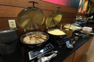 Restaurant - Fairfield Inn by Marriott Orangeburg
