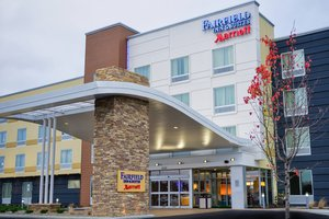 Exterior view - Fairfield Inn & Suites by Marriott South Canton