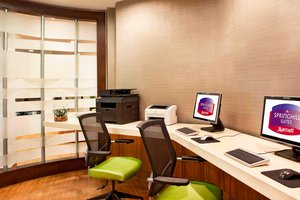 Conference Area - SpringHill Suites by Marriott Peabody