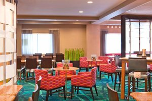 Restaurant - SpringHill Suites by Marriott Peabody