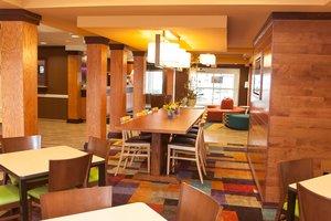 Restaurant - Fairfield Inn & Suites by Marriott South Akron