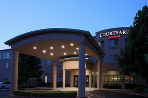Exterior view - Courtyard by Marriott Hotel Chico