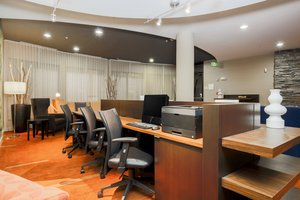 Conference Area - Courtyard by Marriott Hotel Chico