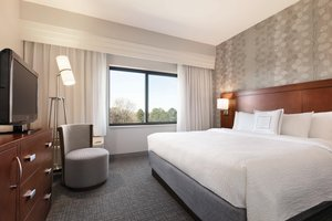 Suite - Courtyard by Marriott Hotel Charlotte Airport