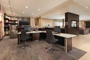 Conference Area - Courtyard by Marriott Hotel Charlotte Airport