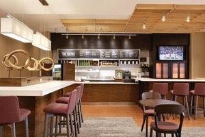 Restaurant - Courtyard by Marriott Hotel Charlotte Airport
