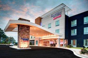 Exterior view - Fairfield Inn & Suites by Marriott Douglas