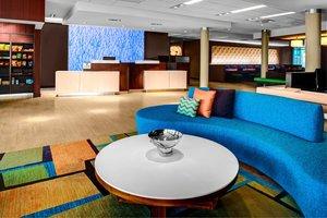 Lobby - Fairfield Inn & Suites by Marriott Douglas
