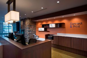 Conference Area - Fairfield Inn & Suites by Marriott Scottsbluff