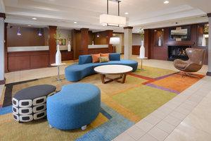 Lobby - Fairfield Inn & Suites by Marriott The Colony