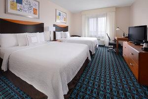 Room - Fairfield Inn & Suites by Marriott The Colony