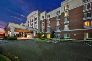 Exterior view - SpringHill Suites by Marriott New Bern