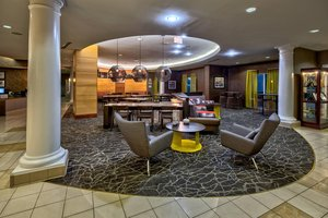Lobby - SpringHill Suites by Marriott New Bern