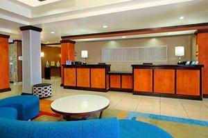 Lobby - Fairfield Inn & Suites by Marriott Clovis