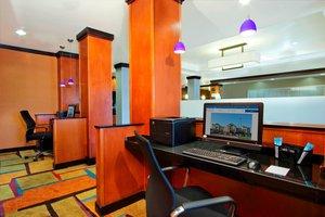 Conference Area - Fairfield Inn & Suites by Marriott Clovis